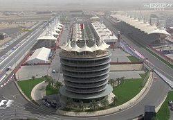 Formula One Bahrain Grand Prix Broadcast times