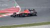 Marussia F1 at Barcelona