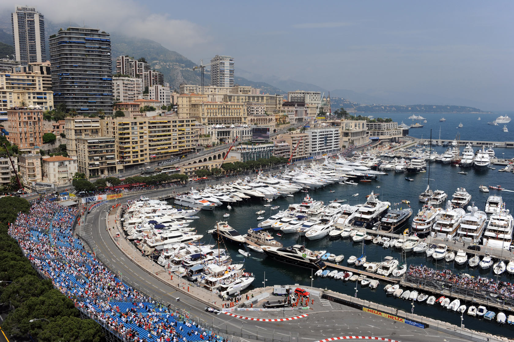 2014 <b>Formula One Monaco Grand Prix</b> Weather Forecast