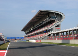 The circuit de Catalunya has hosted the Spanish GP since 1991.