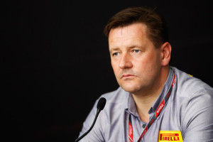Pirelli motorsport director, Paul Hembery.