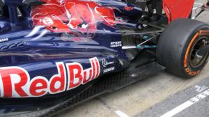 Toro Rosso, F1 Qualifying, Spain 2013