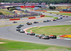 2010 British Grand Prix Start