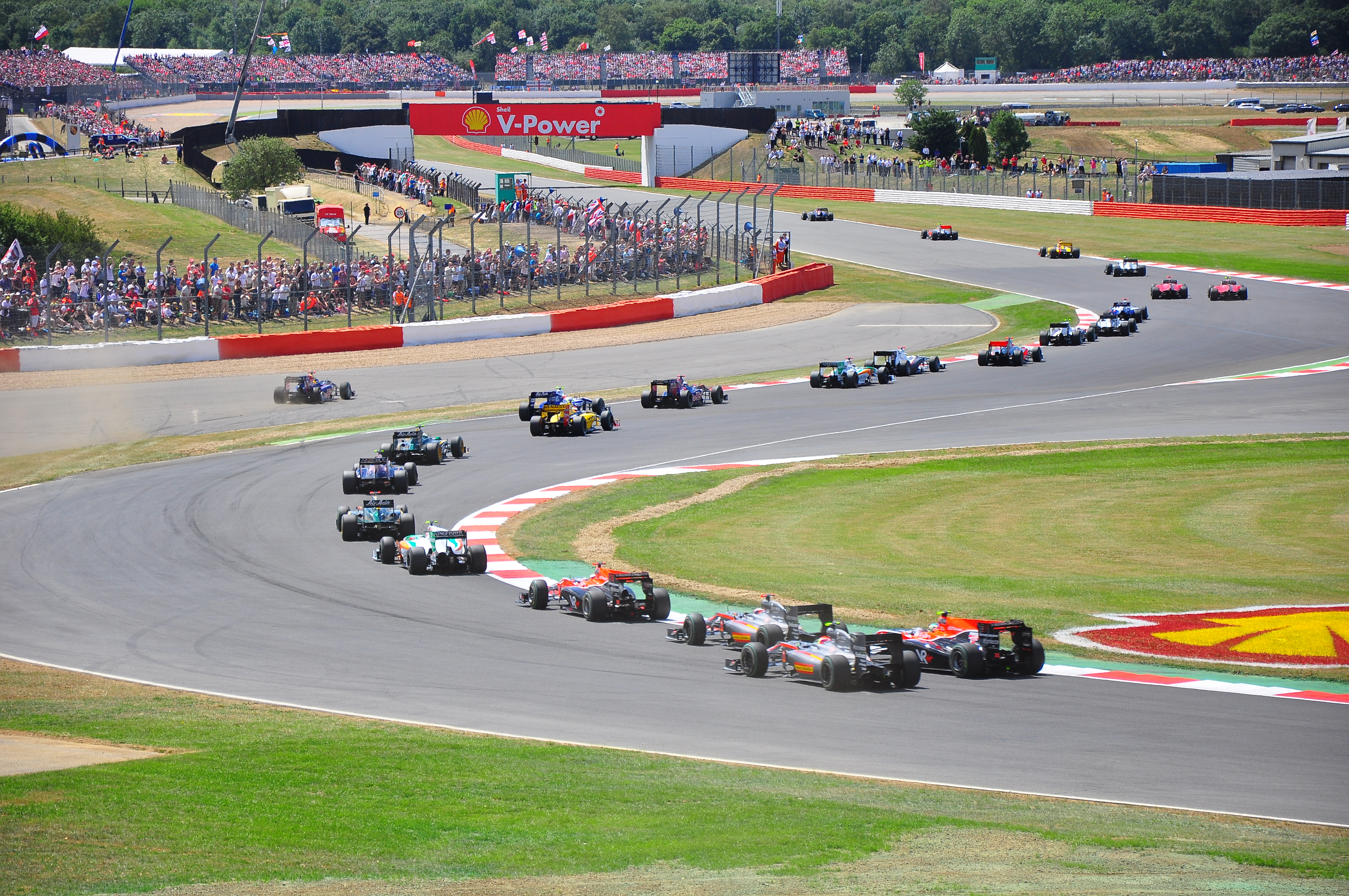 F1 2013: British GP Preview - Silverstone: The Heart of Motorsport