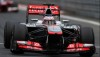 Jenson Button in the McLaren MP4-28