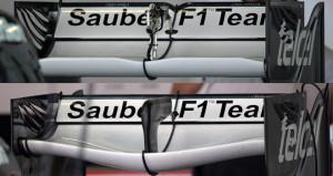 Sauber_RearWing Comparison