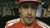 Fernando Alonso after Singapore Grand Prix qualifying