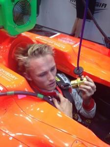 Max Chilton, Marussia