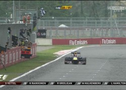 Sebastian Vettel wins the Korean Grand Prix