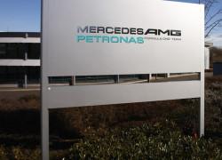Mercedes AMG Petronas - Brackley
