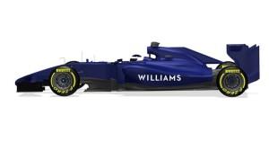 The Williams FW36