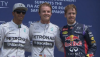Top 3 qualifiers ahead of the Canadian GP