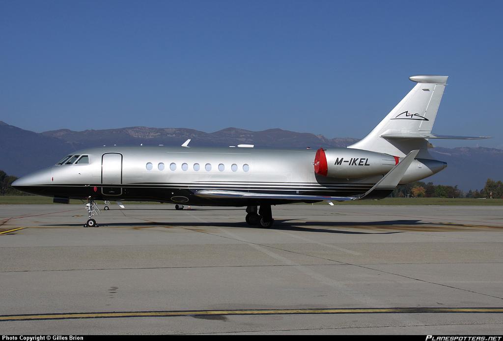 Schumacher39s Private Jet For Sale  F1 Madness