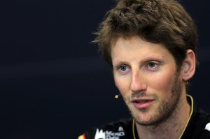 Romain Grosjean Press Conferece