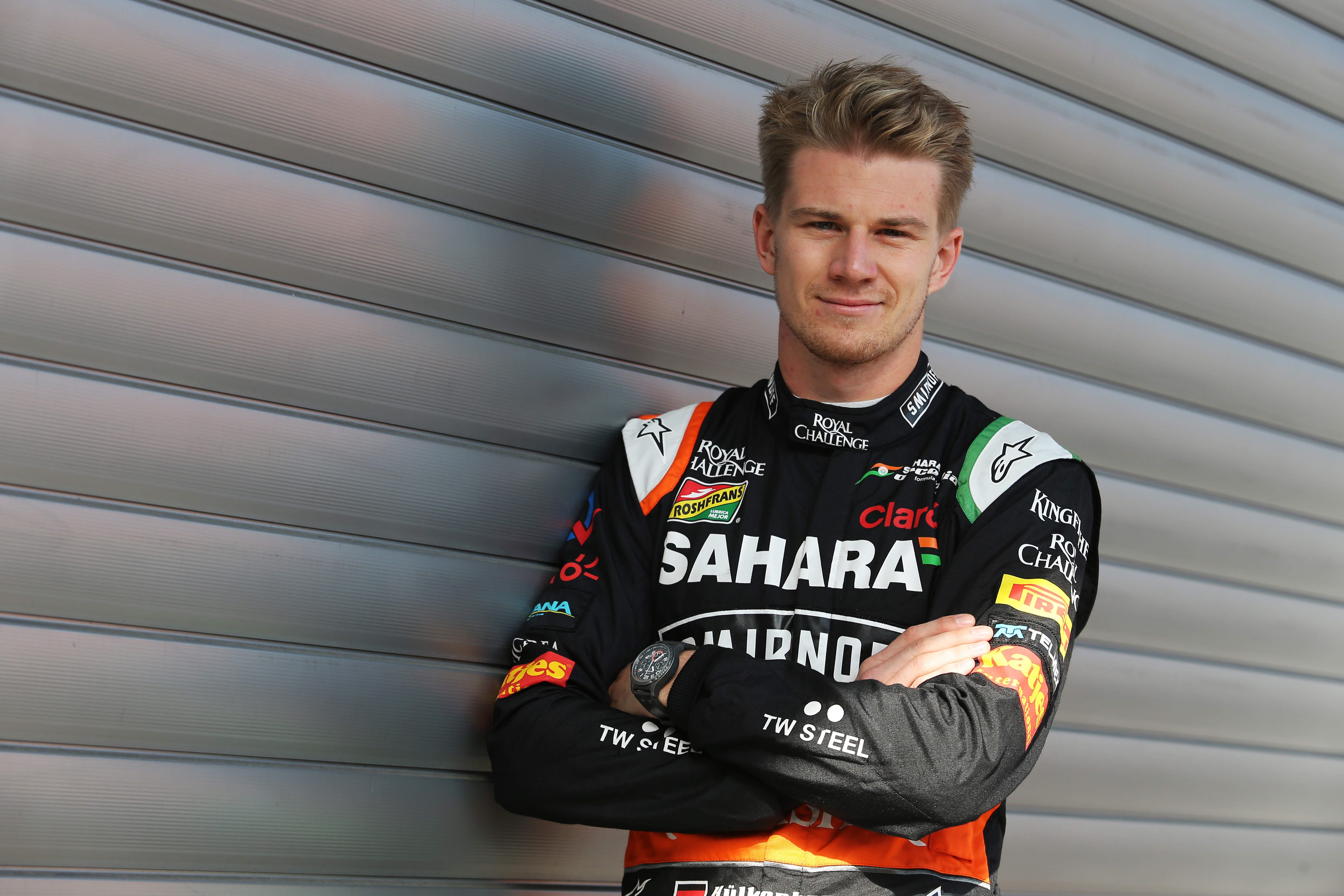 Nico Hulkenberg will drive for the Renault F1 team from 2017.