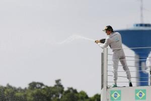 Nico Rosberg, Brazilian Grand Prix