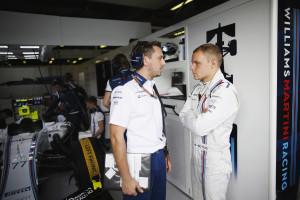 Valterri Bottas, Australian GP Qualifying