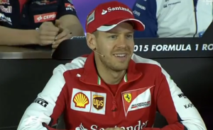Sebastian Vettel, Ferrari - Australian GP Thursday drivers press conference