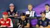 Australian GP Thursday F1 Drivers Press Conference
