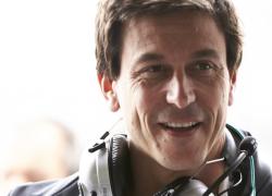 Toto Wolff, Mercedes AMG Petronas F1 Team