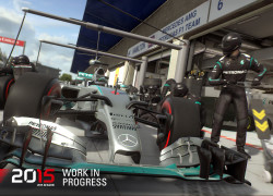 F1 2015 game to be launched in June 2015