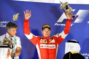 Kimi Raikkonen, Ferrari, Bahrain Grand Prix