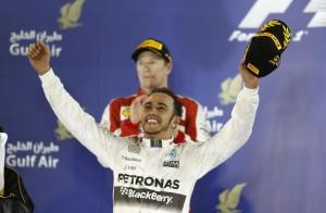 2015 F1 Bahrain Grand Prix, Lewis Hamilton, Mercedes AMG Petronas