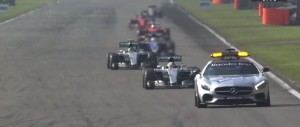 Chinese Grand Prix Safety Car finish