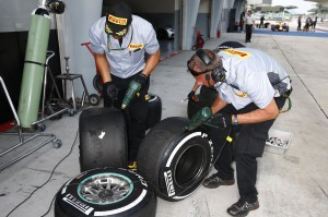 Mercedes admit tyres a definite factor in their defeat at the F1 Malaysian Grand Prix - Image credit: Mercedes AMG F1