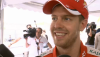 Sebastian Vettel Post race interview - 2015 F1 Malaysian GP