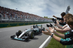 Lewis Hamilton, Mercedes, Canadian Grand Prix