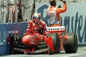 Wall of Champions 1999_Michael Schumacher