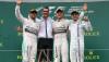 Austrian GP Rosberg, Hamilton and Massa. Post-race press conference.