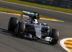 Lewis Hamilton takes Belgian Grand Prix pole