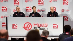 Haas F1_Grosjean Announcement