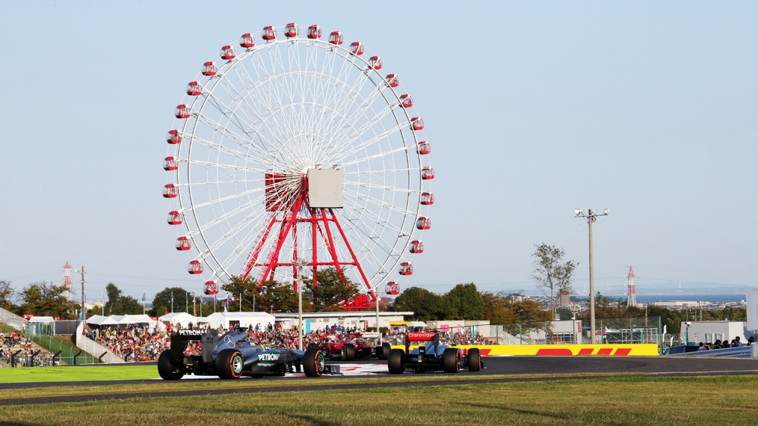 Foto do Circuito de Formula 1 da Japão, Suzuka - foto by http://f1madness.co.za