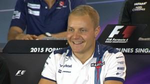 Singapore GP Thursday Press Conference - Valterri Bottas