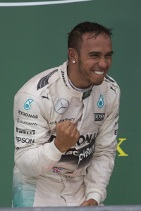 Lewis Hamilton, Austin Grand Prix