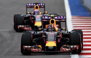 Red Bull Infiniti Racing