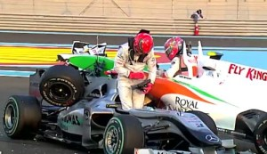 Abu Dhabi GP Highlights
