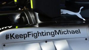 Michael Schumacher still fighting - #KeepFightingMichael