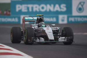 Mexico GP Qualifying - Nico Rosberg