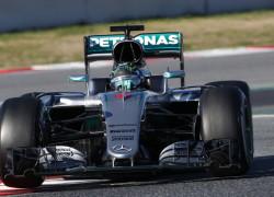 Nico Rosberg Spanish GP