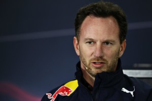 Australian GP Qualifying - Christian Horner, Red Bull Racing