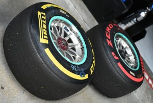 Driver tyre choices for Chinese Grand Prix