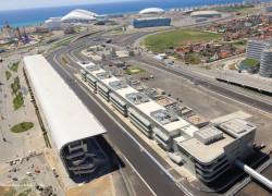 Sochi Autodrom, Russian Grand Prix