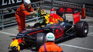 Max Verstappen_Monaco 2016_crash