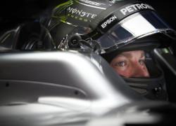 Spanish GP second practice, Nico Rosberg