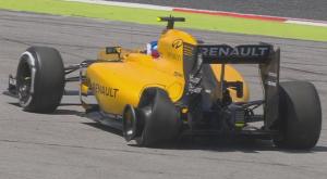 Joylen Palmer, Spanish GP second practice