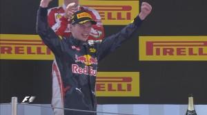 Spanish Grand Prix, podium
